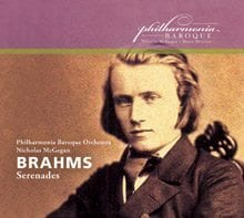 Brahms: Serenade No. 2 In A Major, Serenade No. 1 In D Major